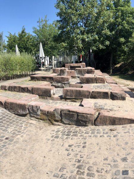 Felsen Quelle